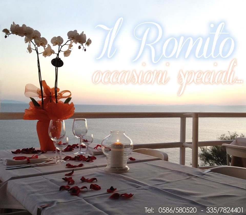 Ristorante Pizzeria Hotel Il Romito A Livorno Camere Sul Mare